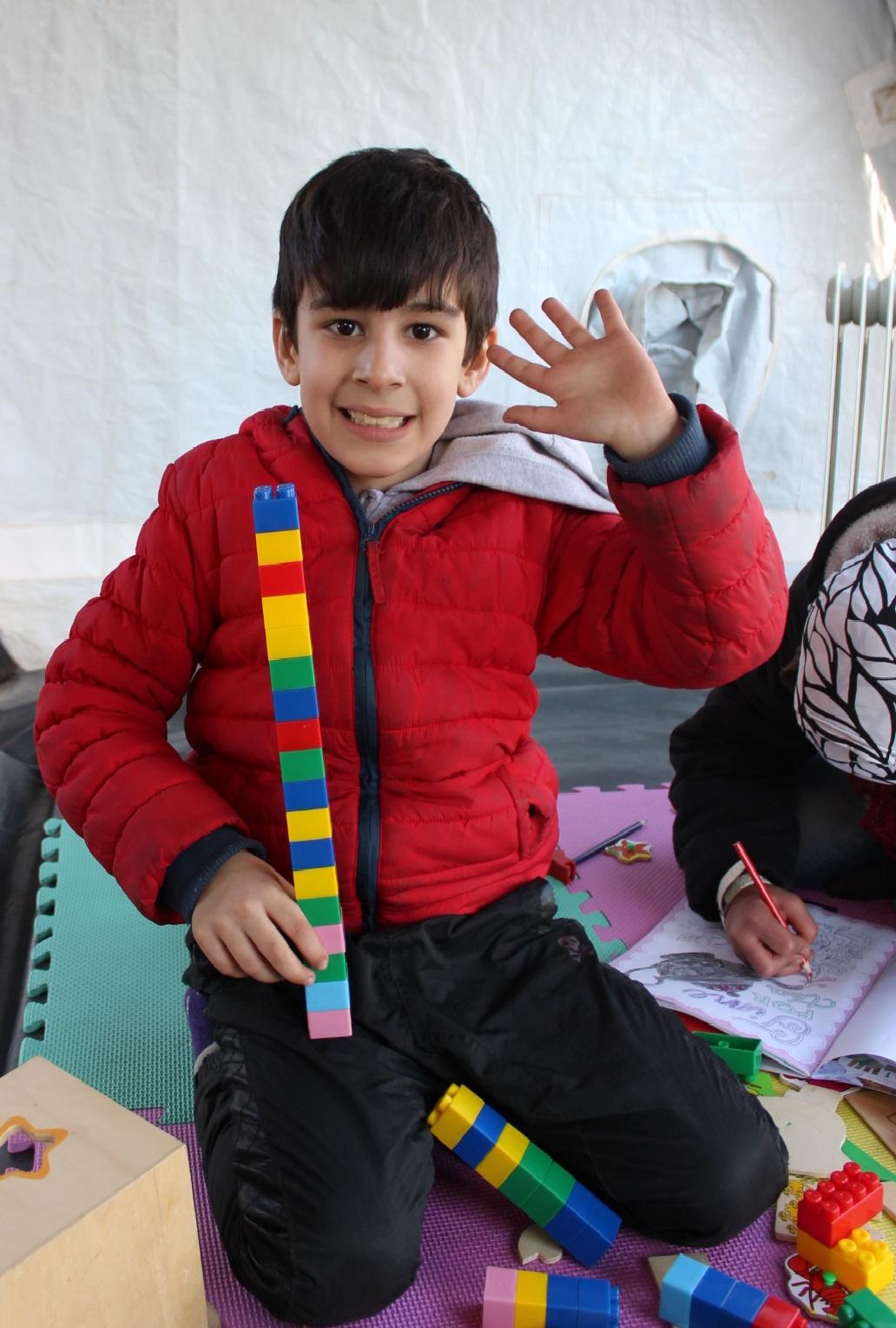 Refugee crisis Serbia