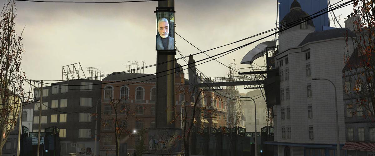 Half Life 2 City 17