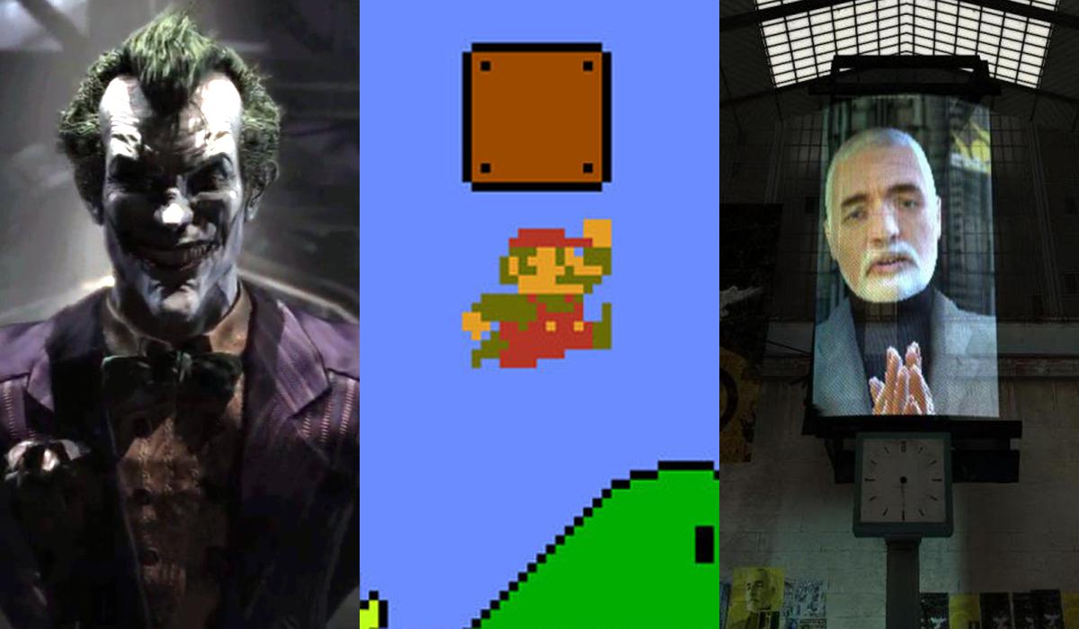 Video Game Opening Scenes