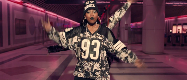 Missy Elliott video
