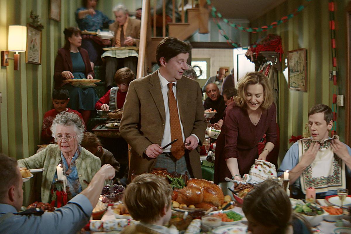 Sainsburys christmas campaign with Mog
