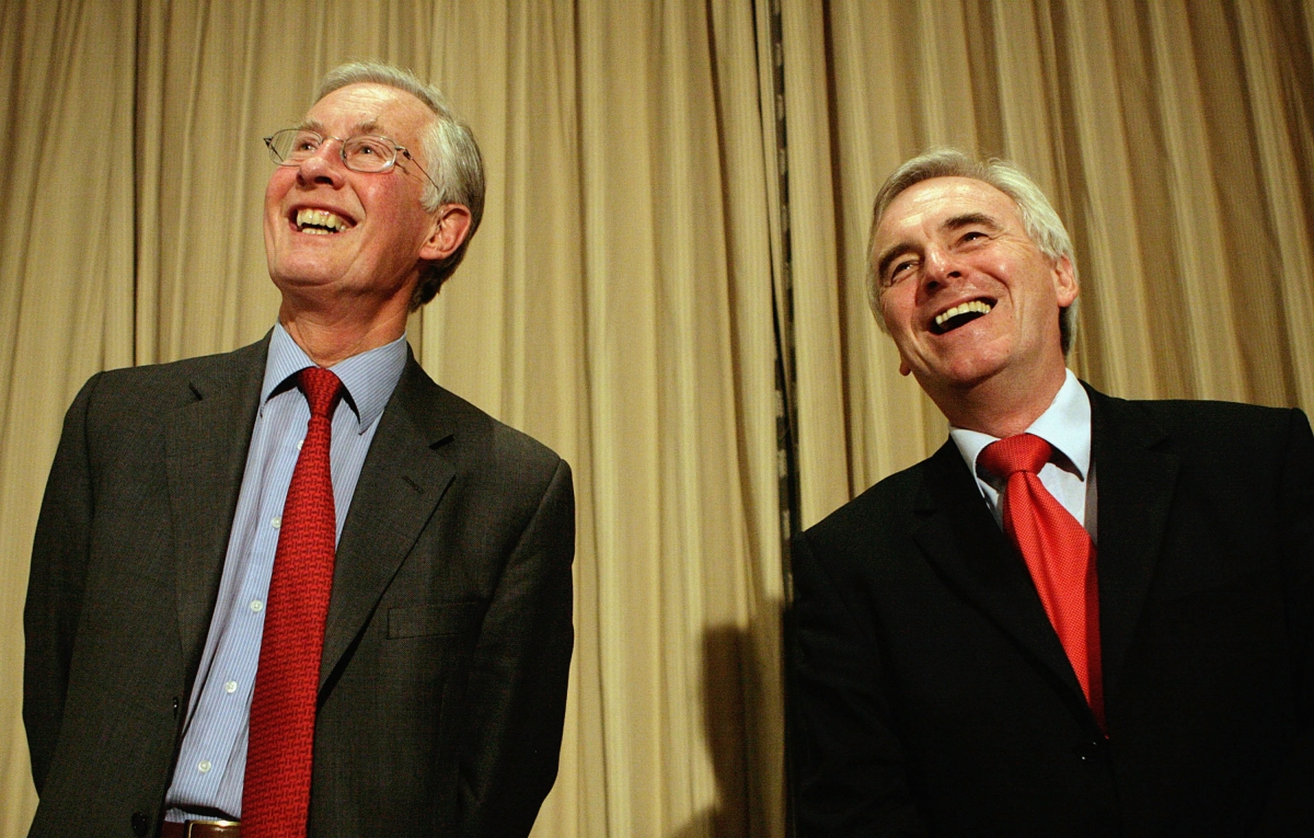 Michael Meacher and John McDonnell