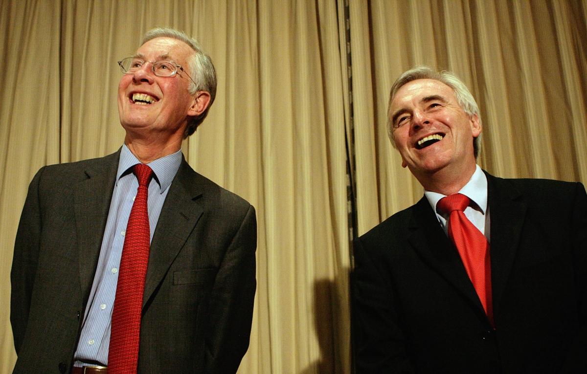 Michael Meacher and John McDonnell