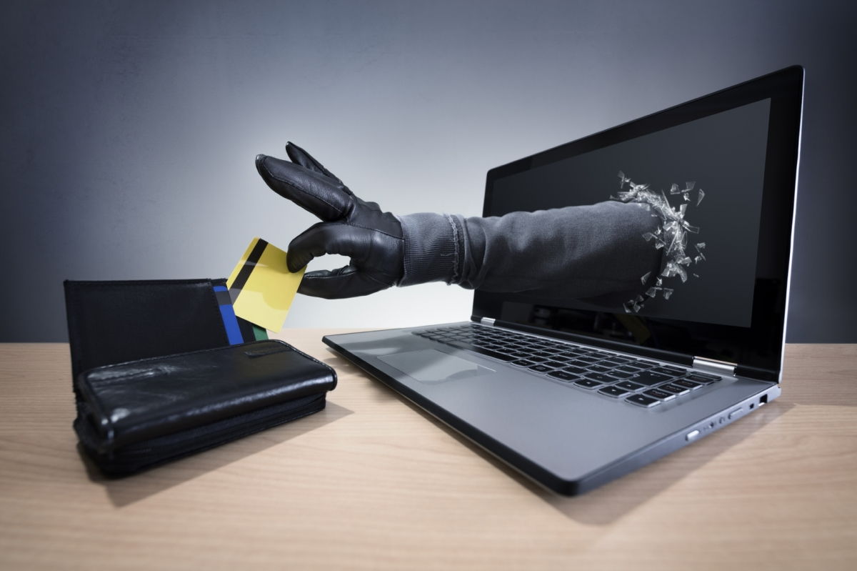 online shopping / online banking fraud