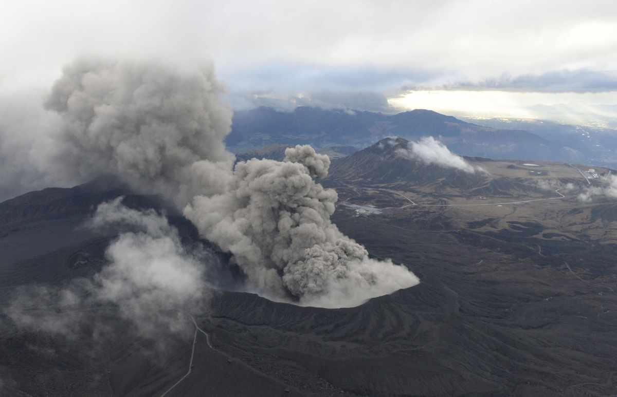 Identified  The Top 10 Most Active Volcanoes That Could Kill Over 1 Million People