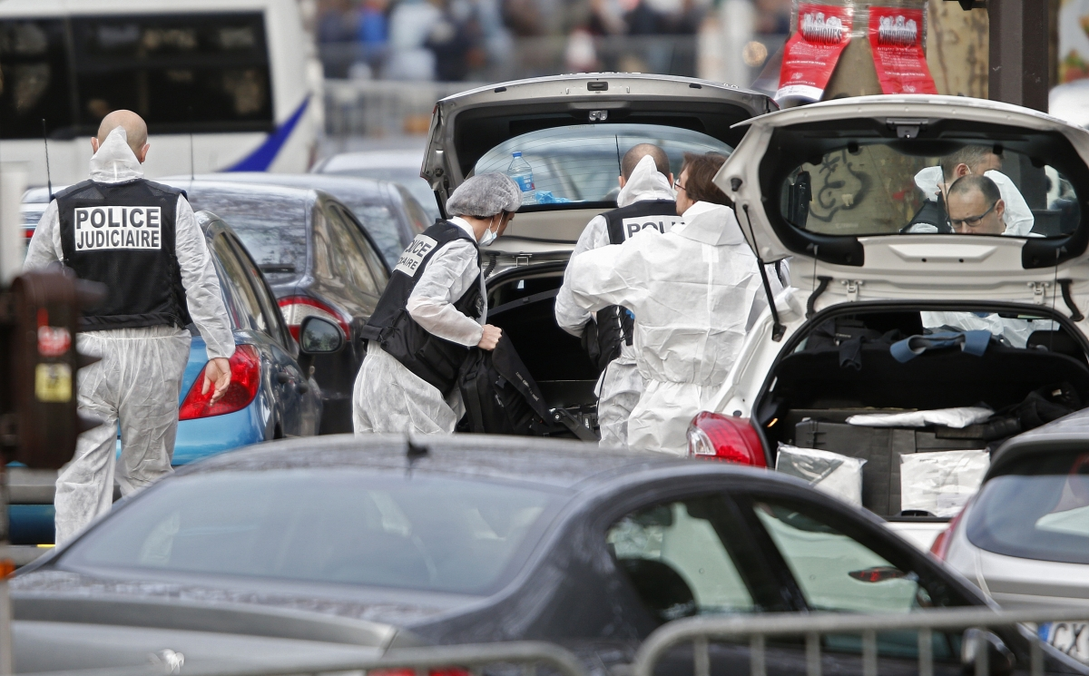 Paris attacks Bataclan
