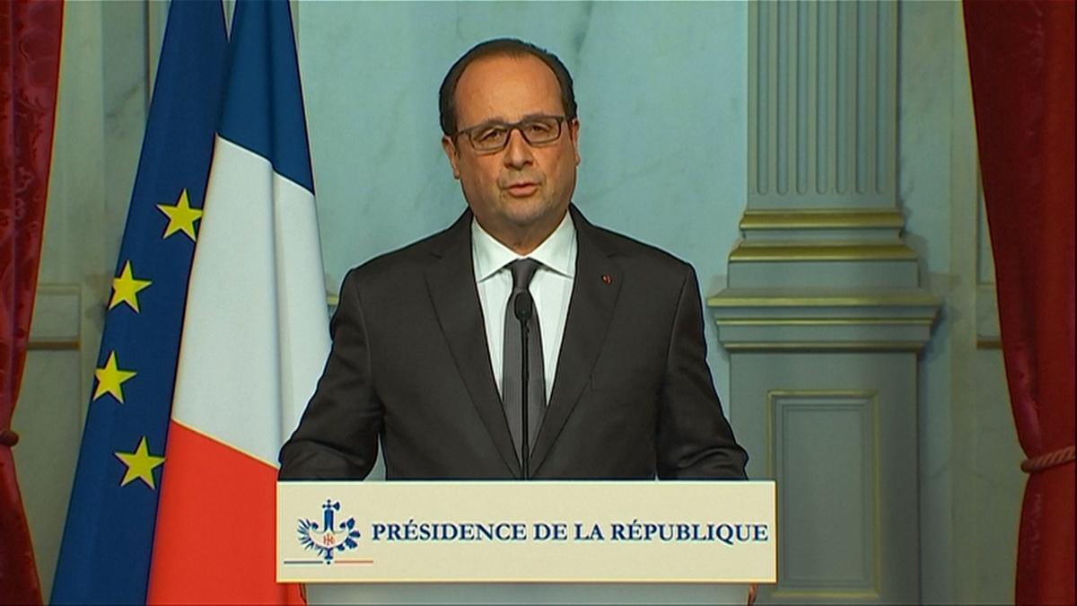 Hollande: Act of War