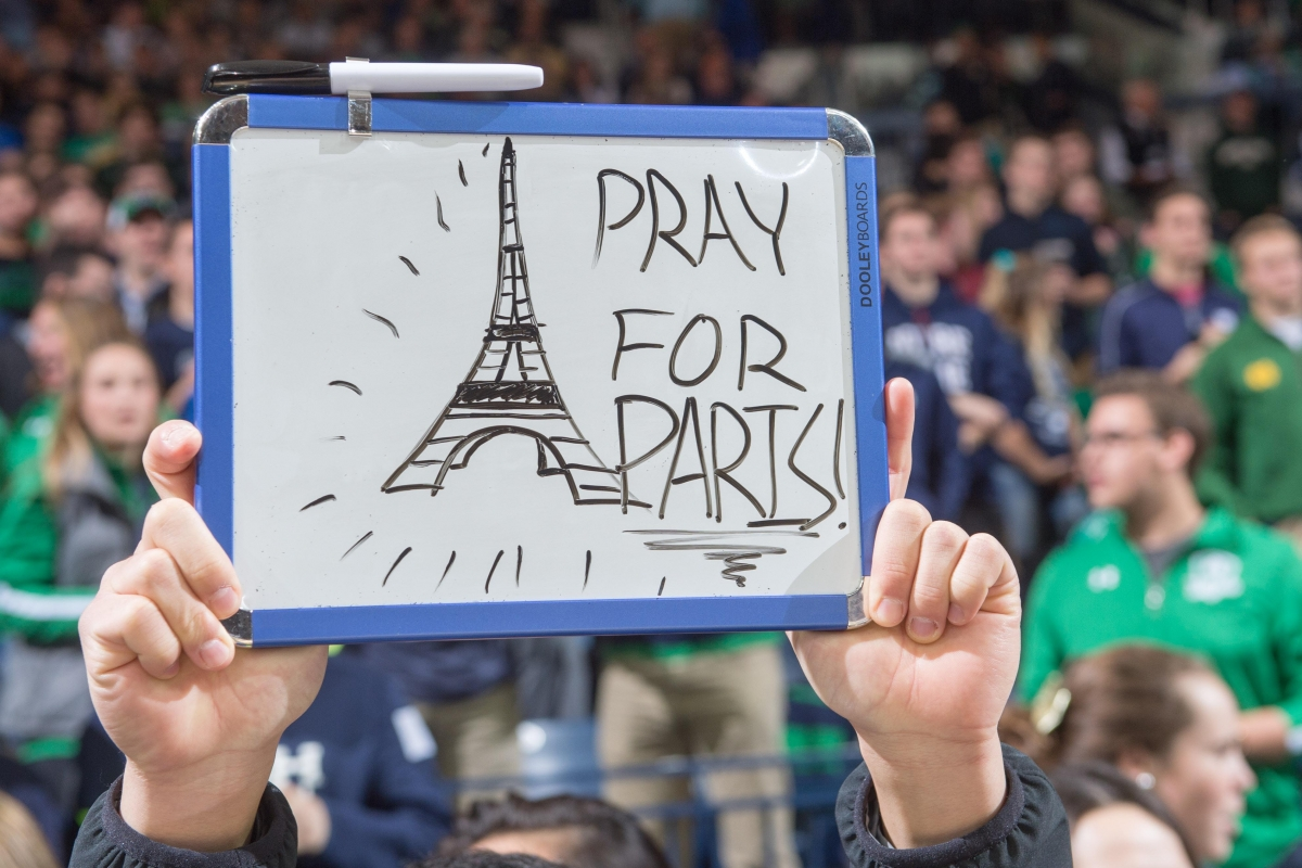 Paris attacks 2015