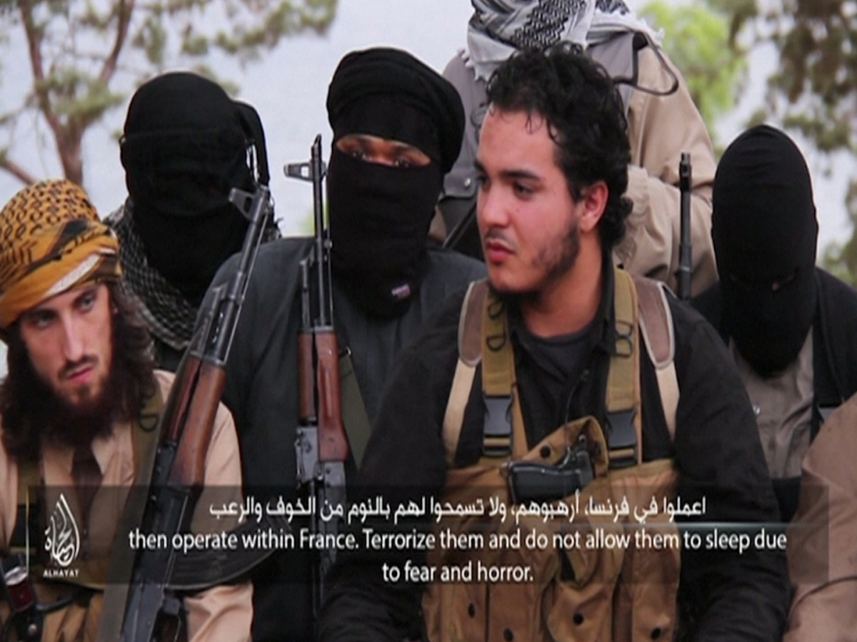 "ISIS urge supporters to ""terrorise"" France"