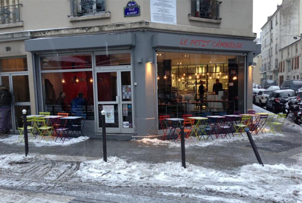Le Petit Camboge in Paris