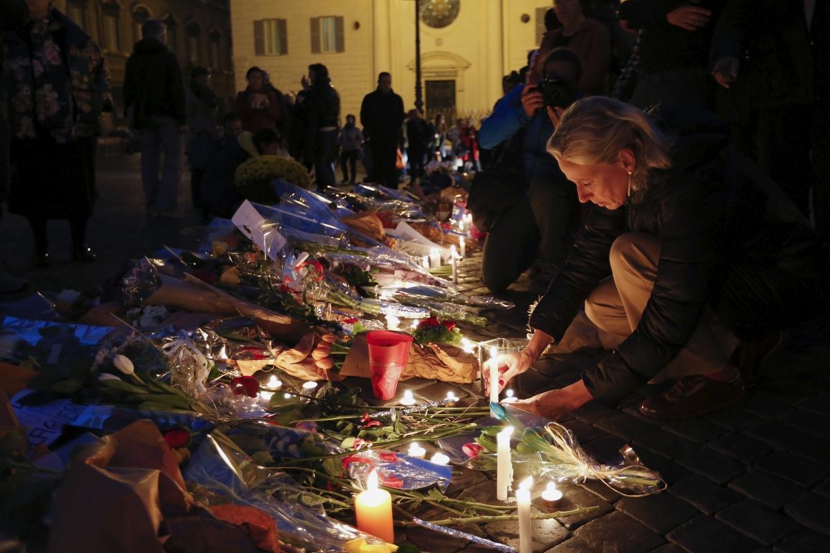 paris attacks 2015 Isis Islam