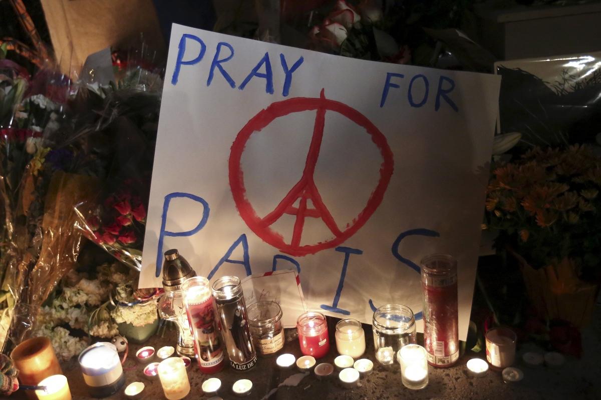 Paris attacks Isis video