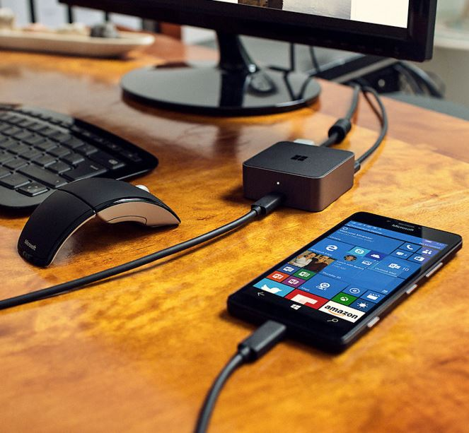 Lumia 950 and 950 XL