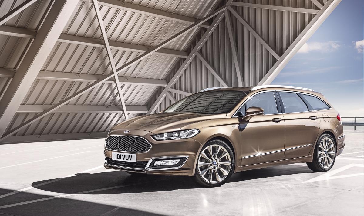 Ford Mondeo Vignale estate
