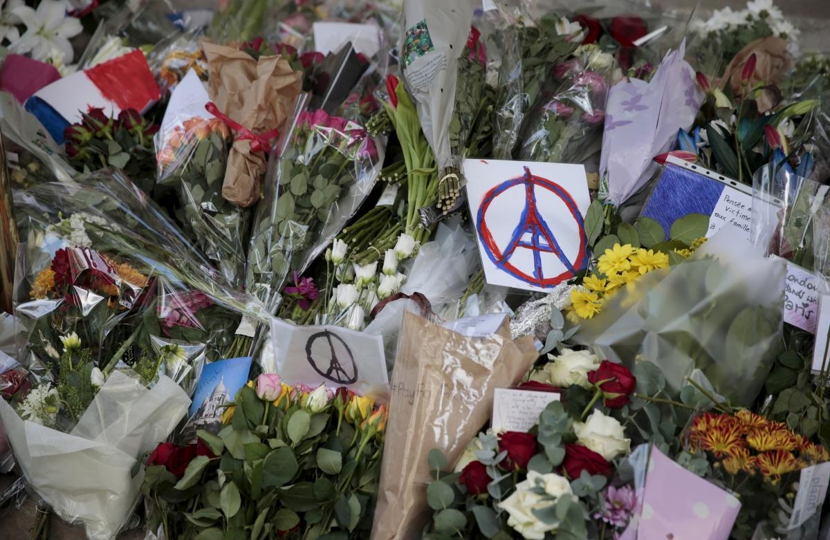 Paris attack Isobel Bowdery