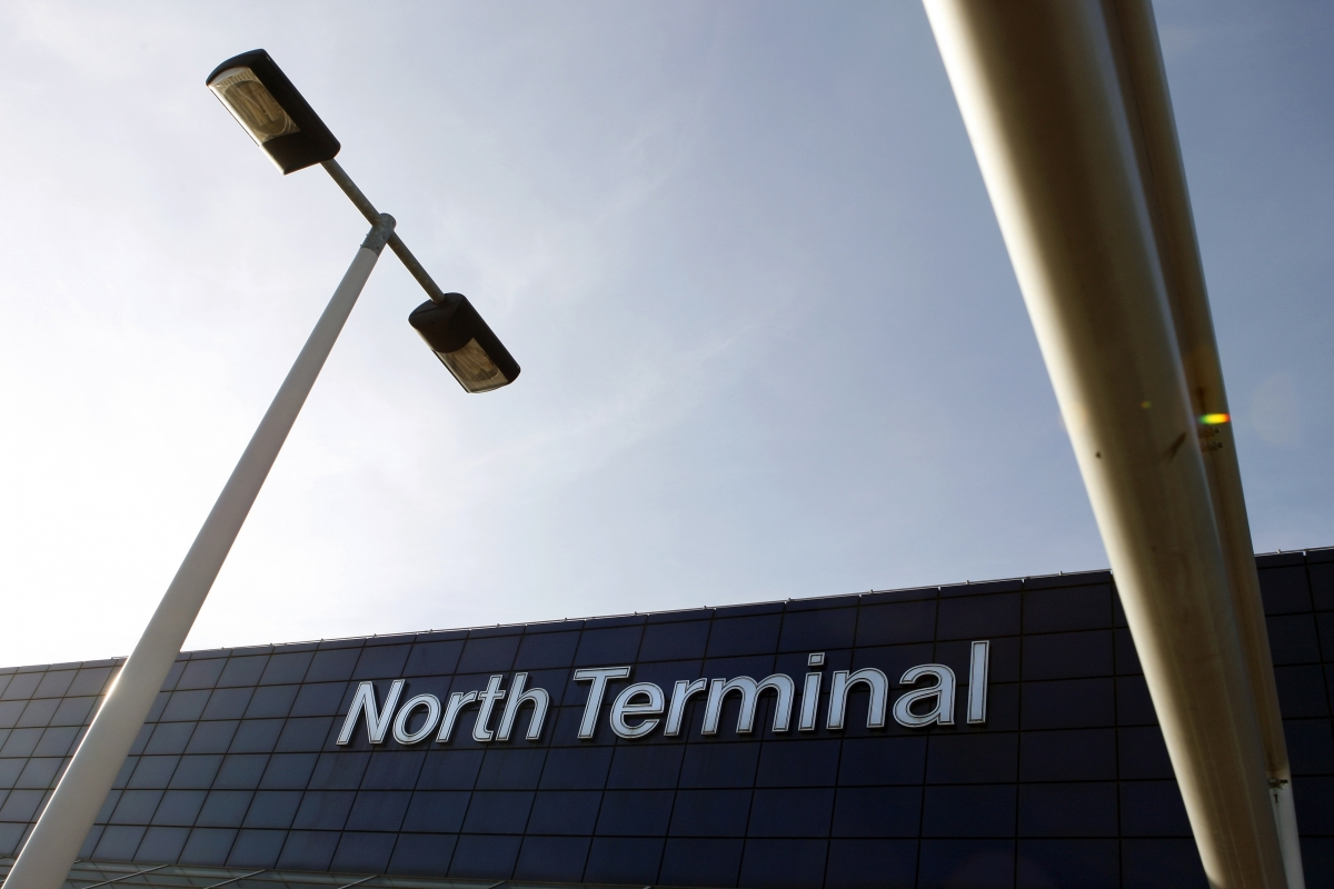 Gatwick's North Terminal was closed after asecurityalertonSaturday