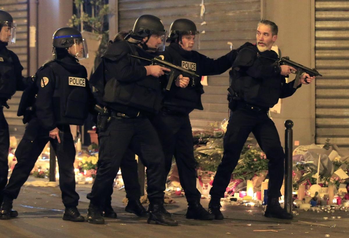 Paris attacks and France raids