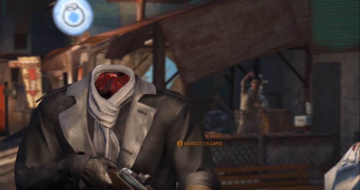 Fallout 4 headless