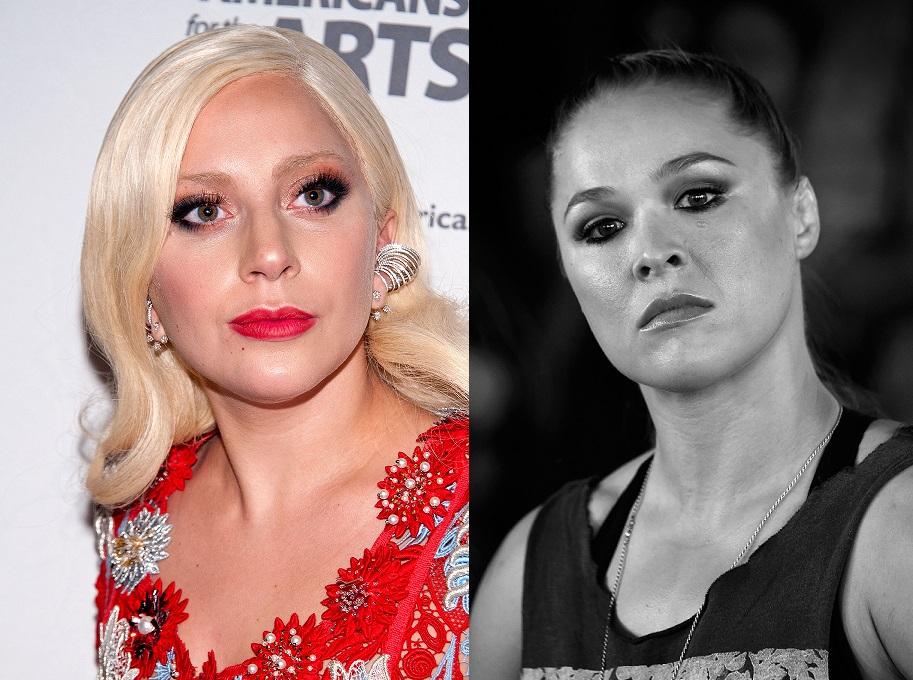 Lady Gaga vs Ronda