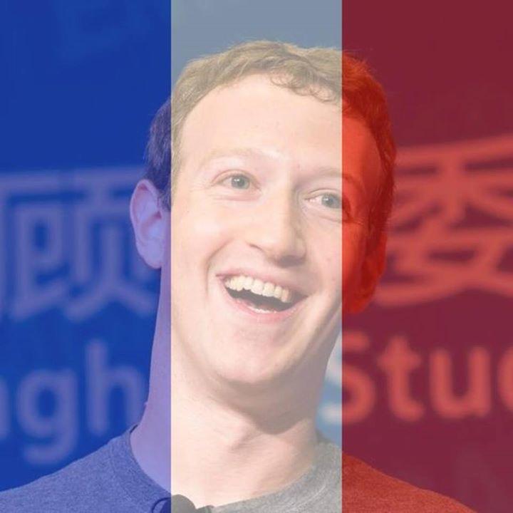 Mark Zuckerberg France