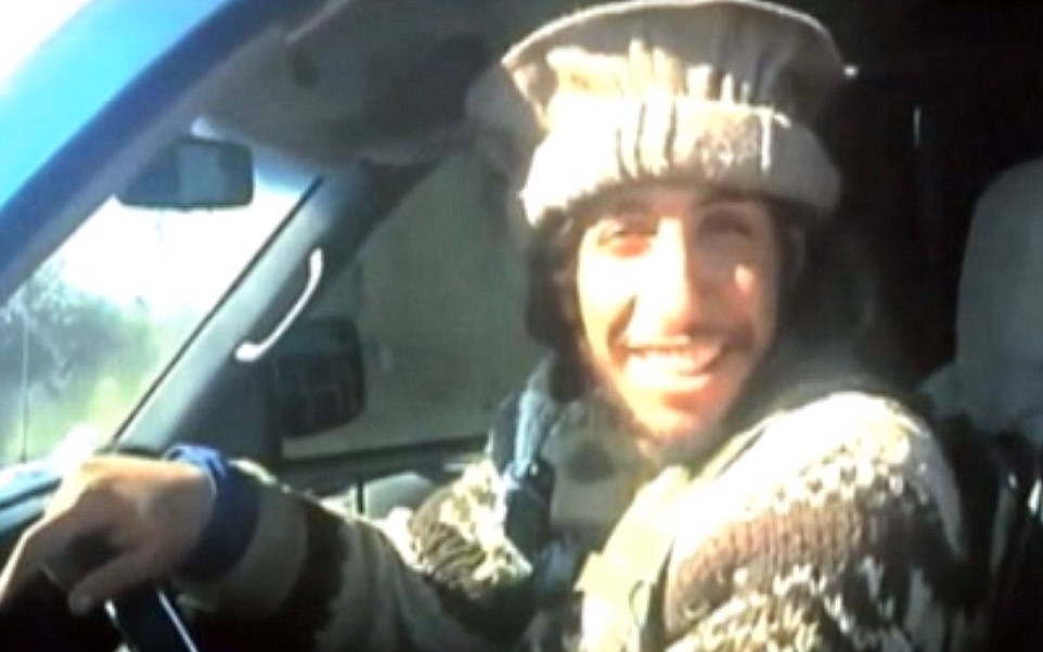 Paris attacks mastermind Abdelhamid Abaaoud