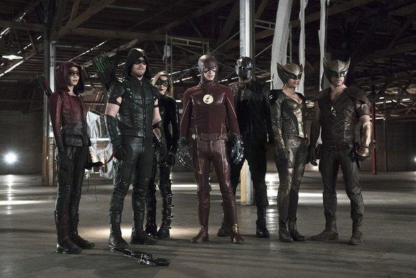 Arrow/The Flash