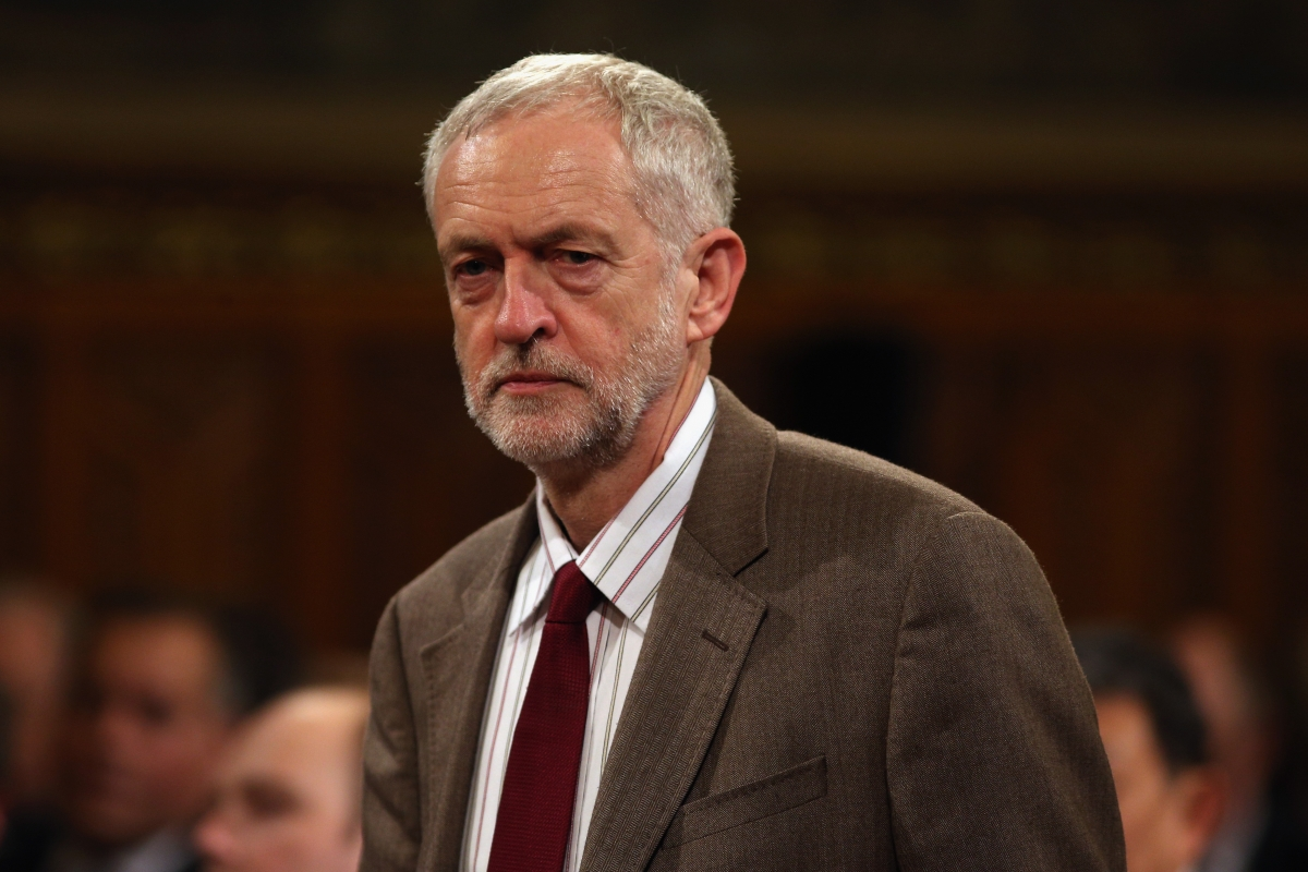 Jeremy Corbyn speaks on Paris attacks