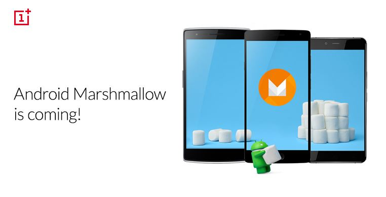 OnePlus Android Marshmallow upgrade