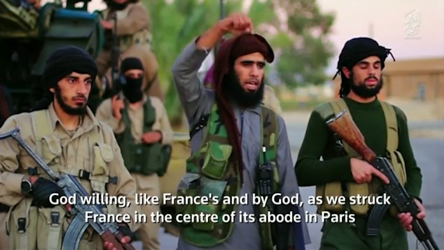 Isis threaten more attacks