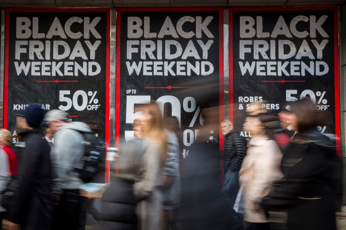 Black Friday 2015 UK fashion deals