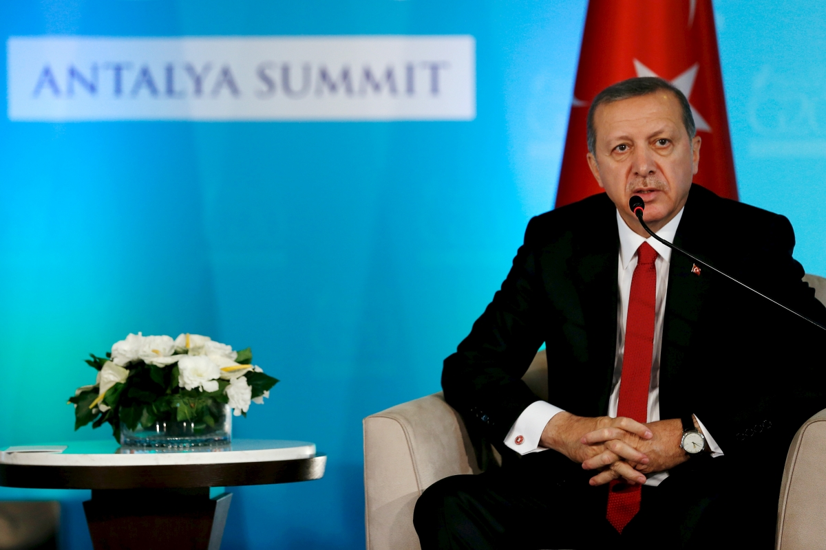Turkish authorities warned the French