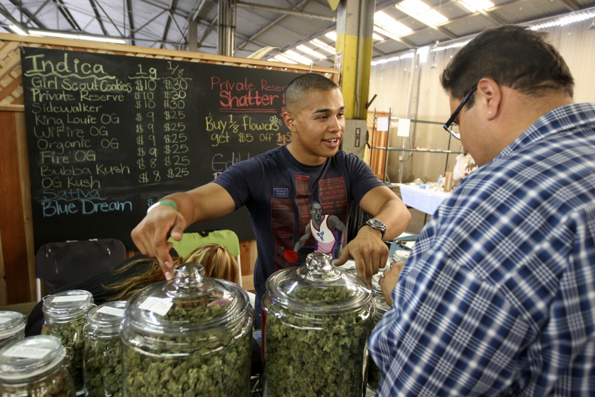 Columbia to legalize marijuana in order to increase exports of legal weed