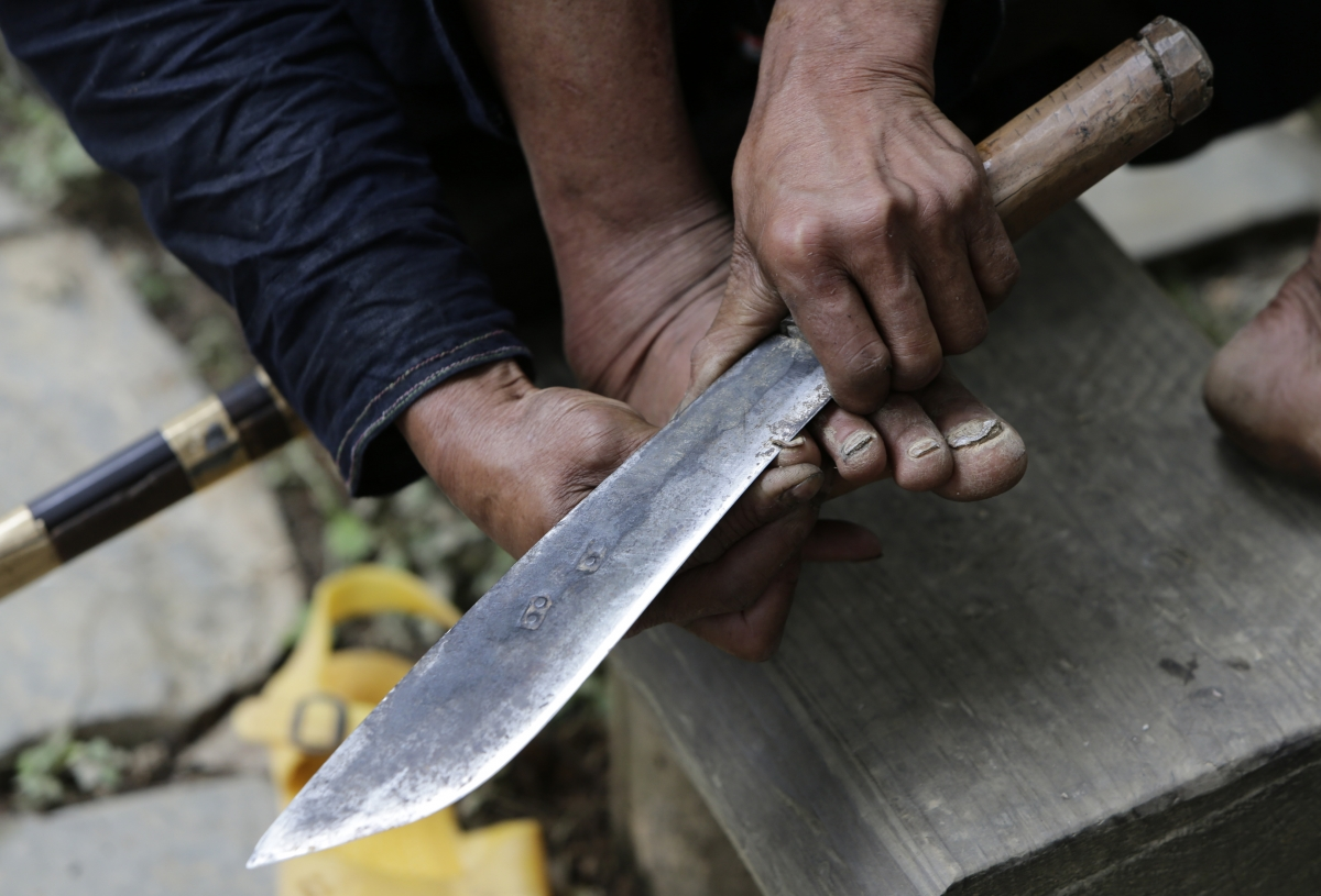 Indonesia grisly killing