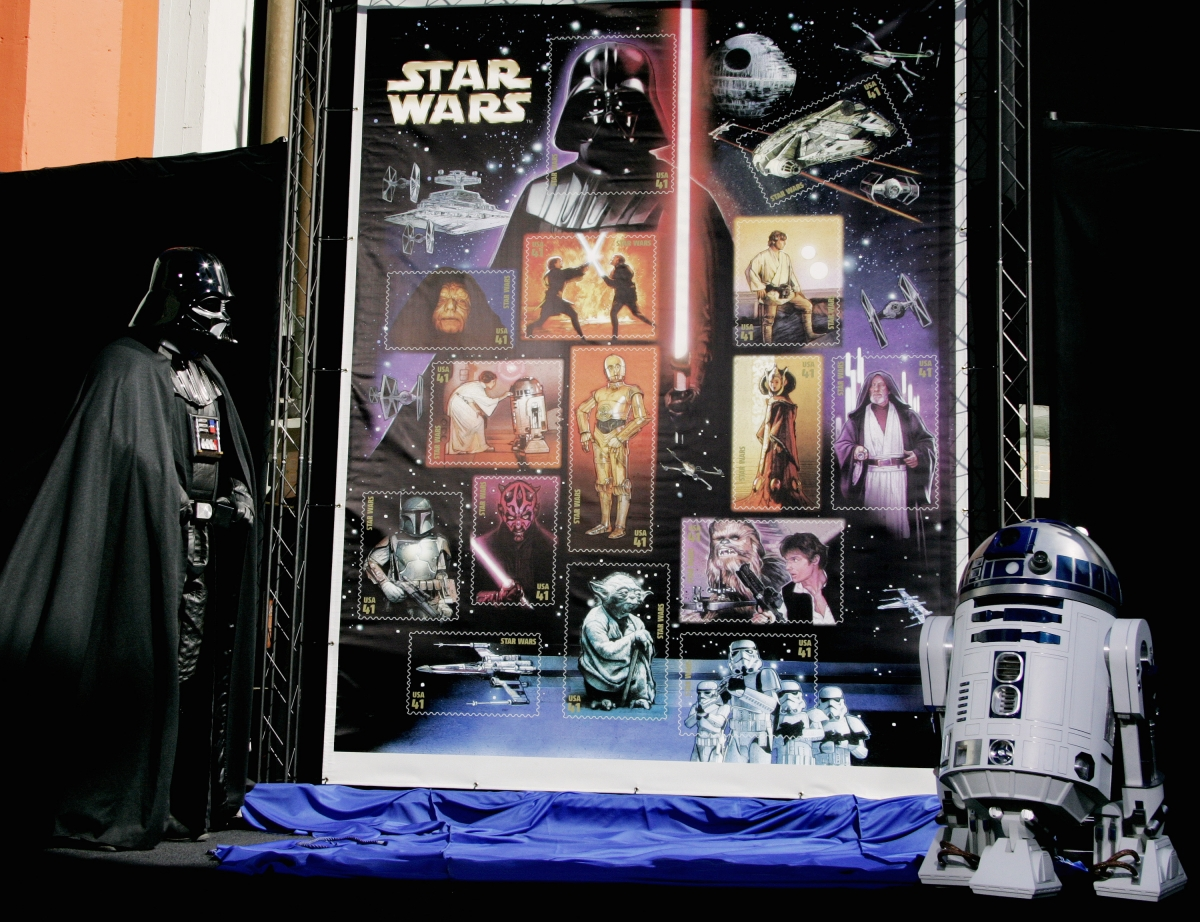 Sotheby's to auction fashion designer Tomoaki Nagao's Star Wars collectibles