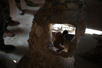 Inside Sinjar
