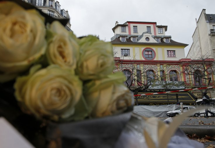 Paris attacks on Bataclan