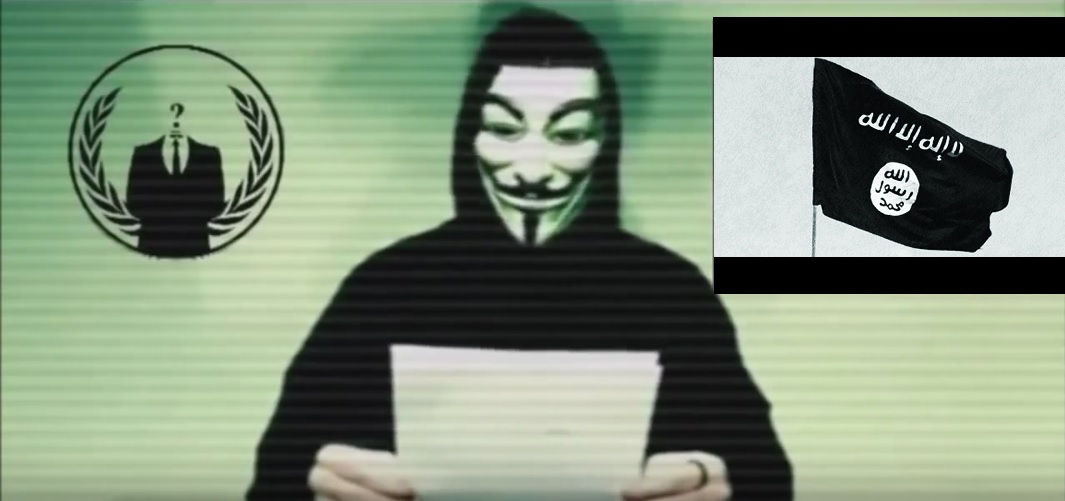 Isis mocks Anonymous idiots in response to hack war threats