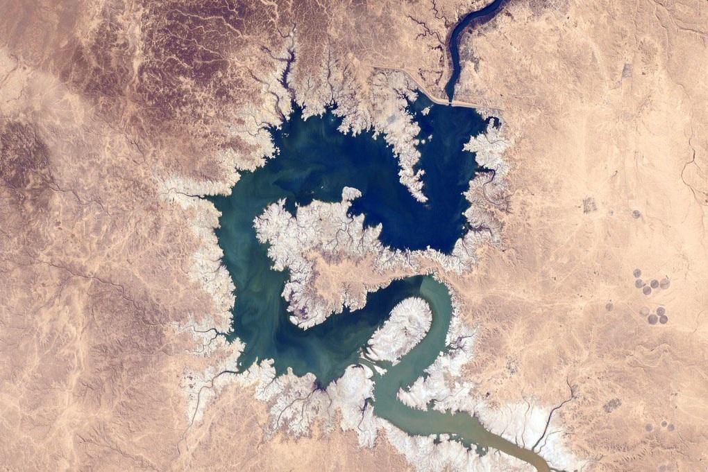 water reservoir Iraq