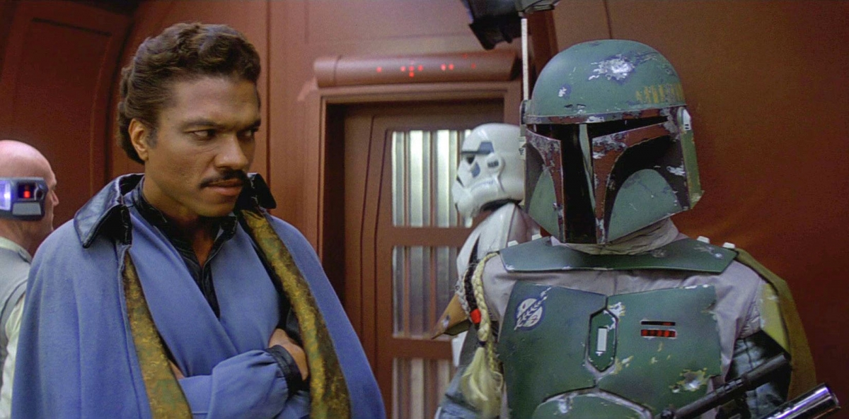 Lando Calrissian Star Wars