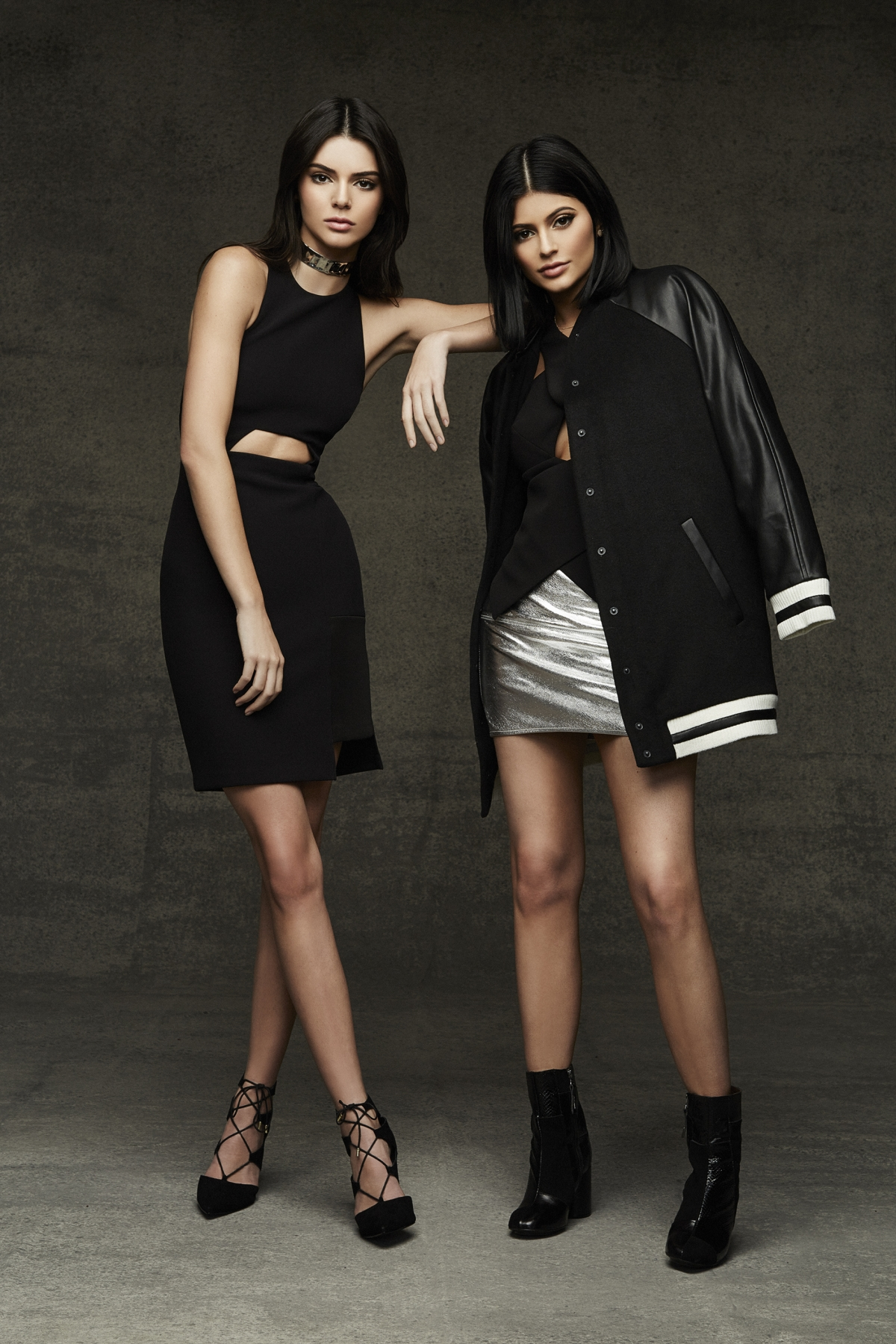 Kendall Jenner and Kylie Jenner for Topshop