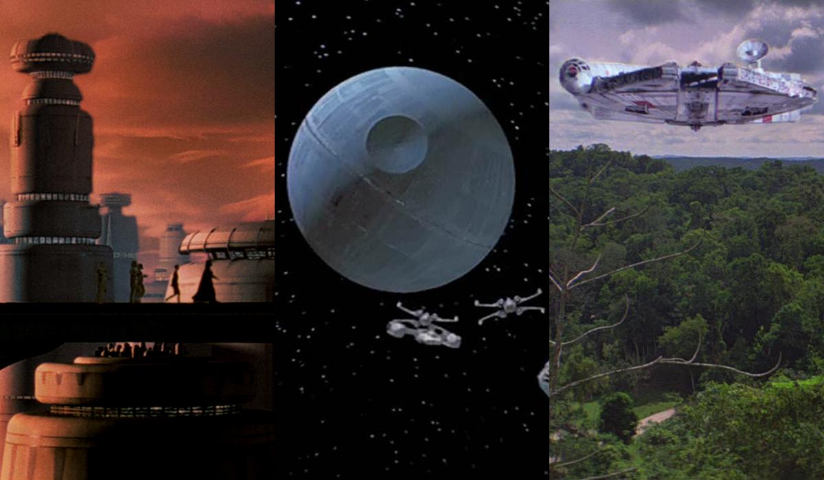 Star Wars Battlefront Death Star Cloud City