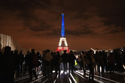 Paris attacks mourning