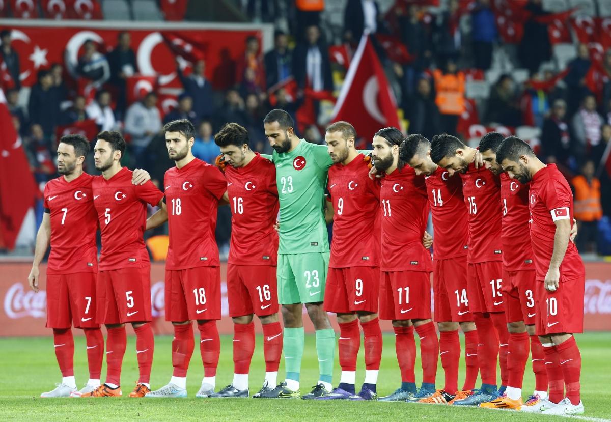 Turkey Greece football match
