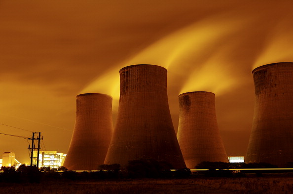 UK coal power plant