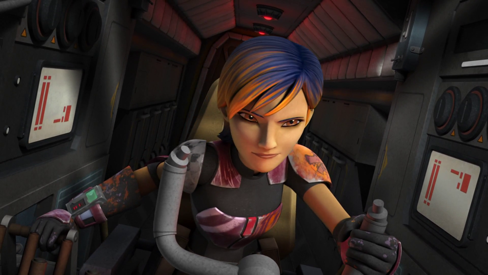 watch star wars rebels season 2 live stream episode 6 will delve into sabine 39 s past as bounty. Black Bedroom Furniture Sets. Home Design Ideas
