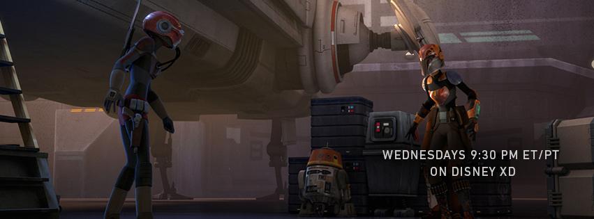 Star Wars rebels season 2 episode 6