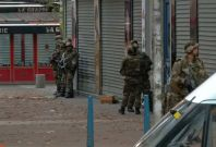 Paris siege: