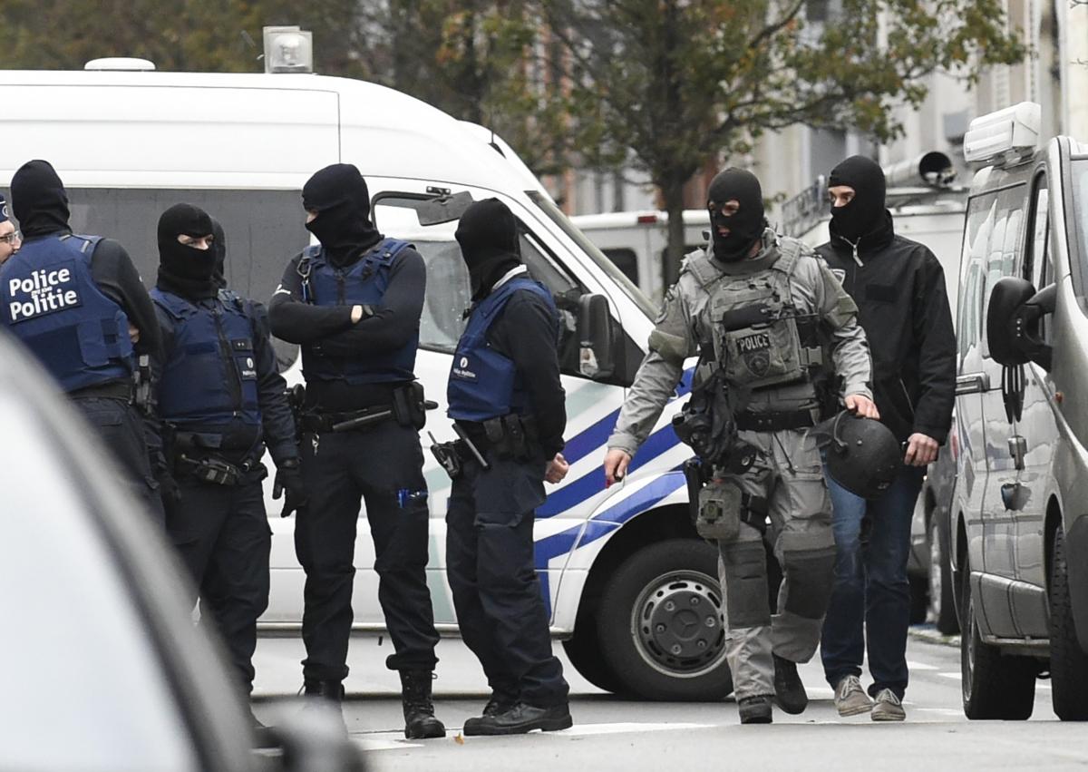 Molenbeek Brussels Islamist