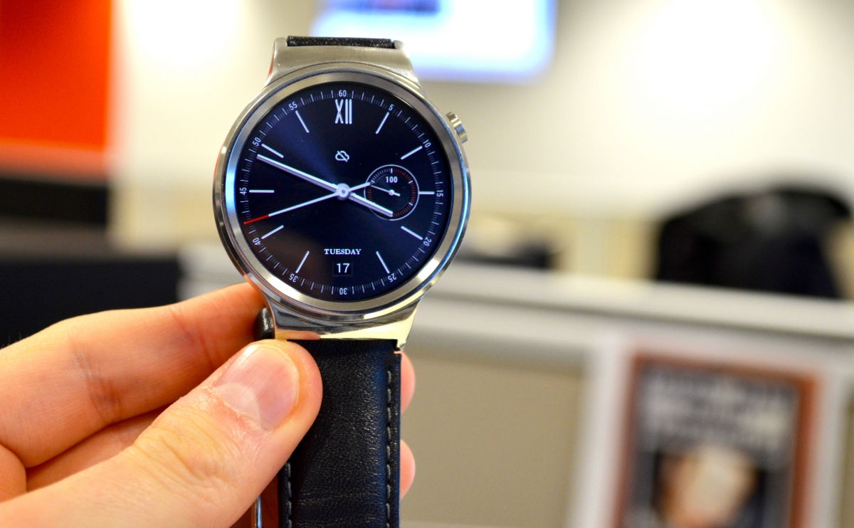 Samsung Gear S2, Future Rival Of Apple Watch