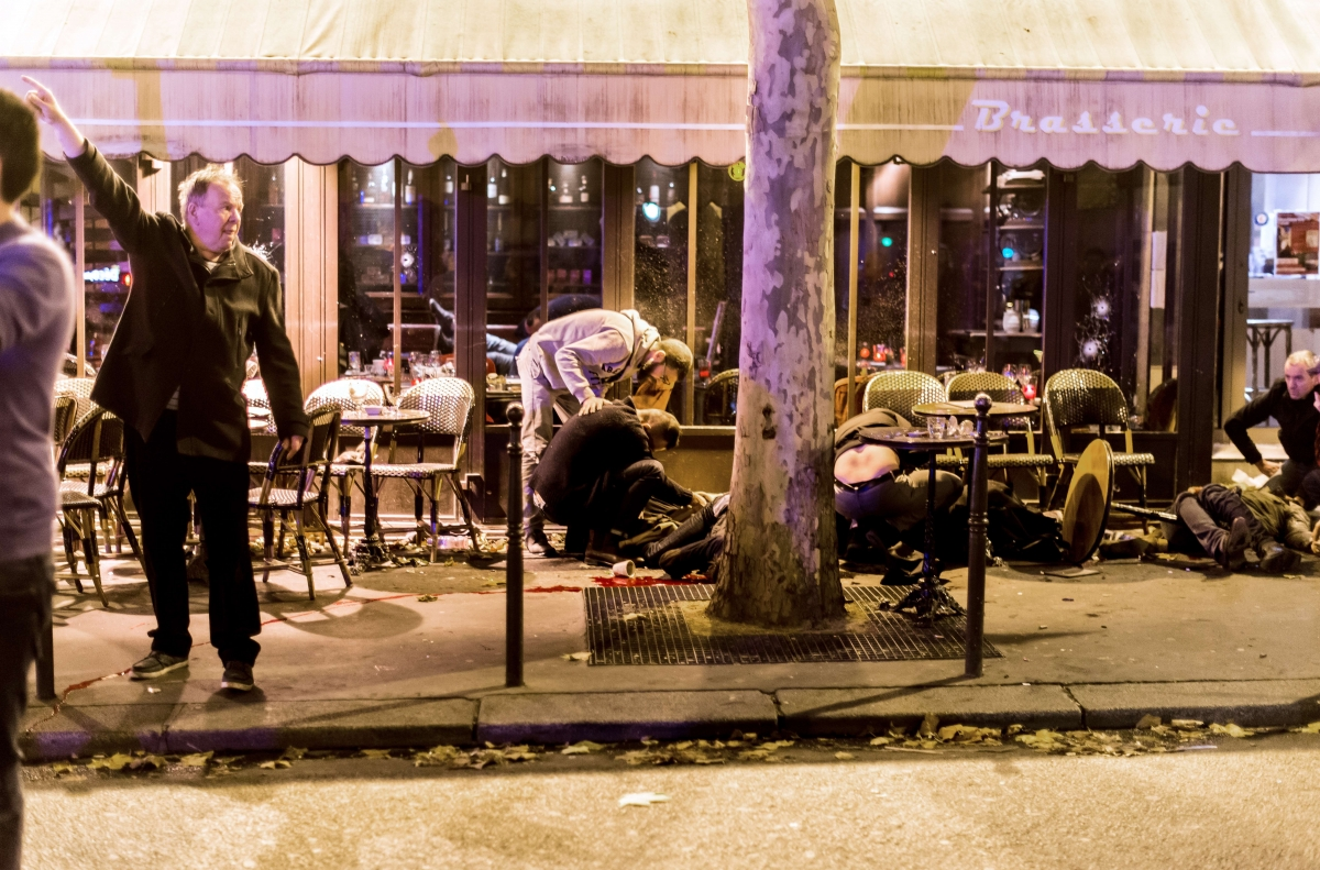 Cafe Bonne Biere in Paris